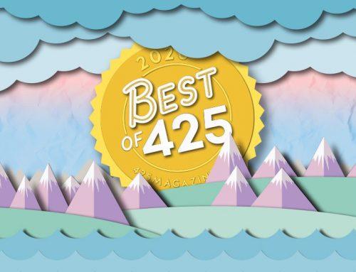 Just Poké wins Best of 425 Vegetarian Restaurant